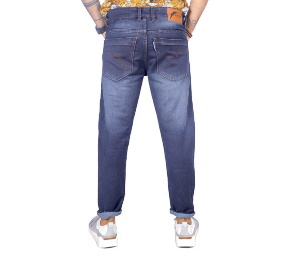 Sbachelor mid blue slim fit jeans 2