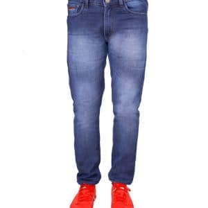 Sbachelor Dark blue slim fit jeans (2)